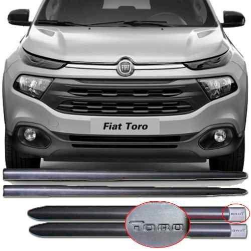 Friso Lateral Original Mopar Fiat Toro 2016 17 18 19