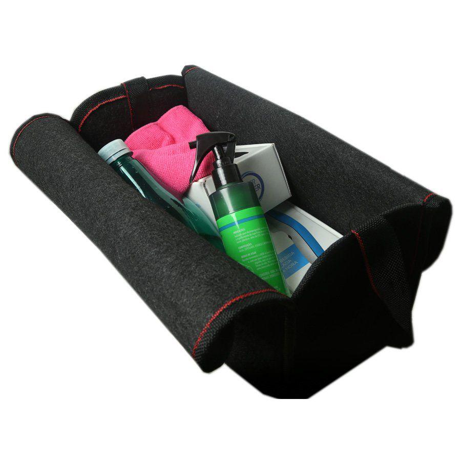 Bolsa Organizadora Porta Mala Volkswagen Com Velcro Fixador 14 Litros