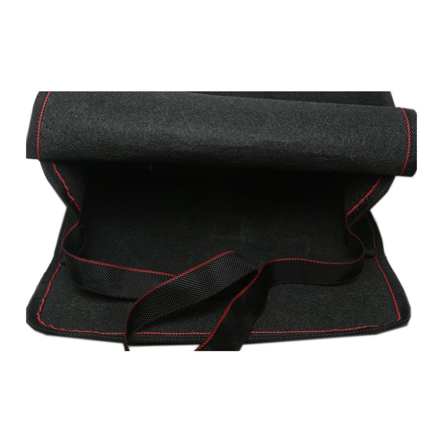 Bolsa Organizadora Porta Mala Tevic Fiat Com Velcro Fixador