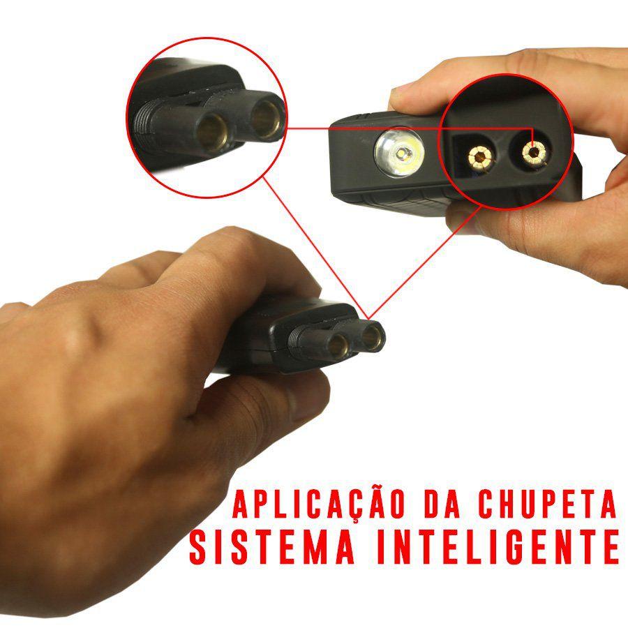 AUXILIAR PARTIDA AUTOMOTIVA E CARREGADOR CELULAR NOTEBOOK