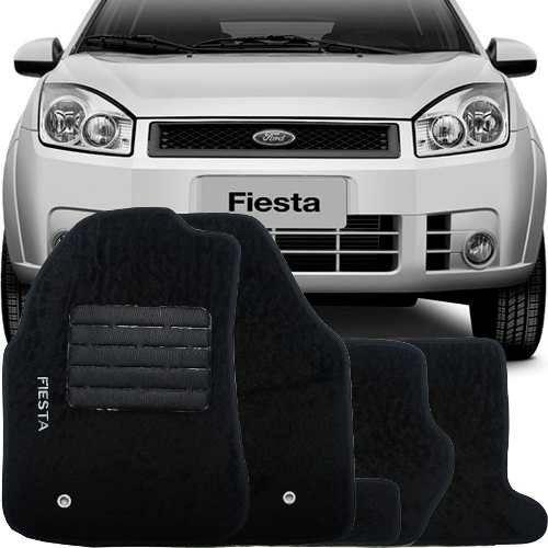 Tapete Carpete Premium Tevic Ford Fiesta 2004 05 06 07 08 09 10 11