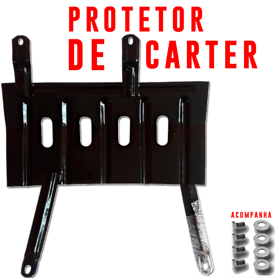 Protetor de Carter - Peito de Aço - Nissan Kicks 5340_2_20170209170813