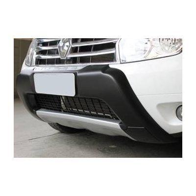 Kit Aventura Renault Duster 2012 13 14 15 Overbumper Bumper Front Bumper Preto Sem Alojamento de Farol de Milha