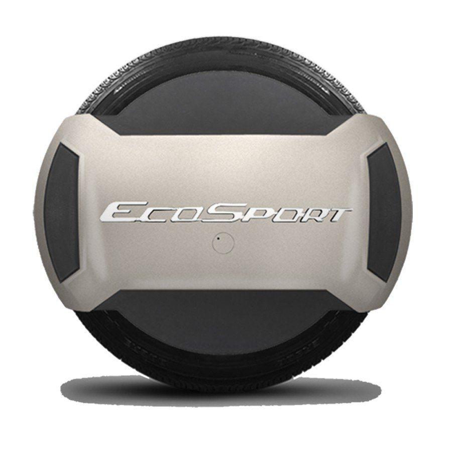 Capa de Estepe Rígida Parcial Ford Ecosport 2013 14 15 16 17 18 Prata Riviera