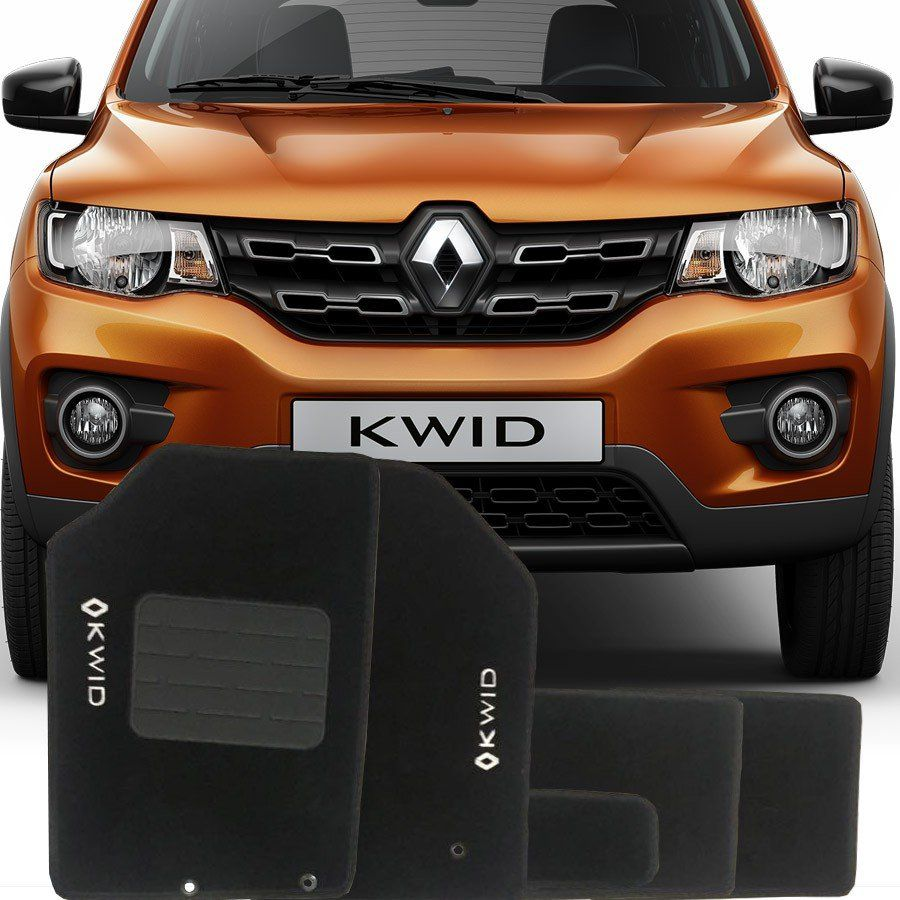 Tapete Carpete Tevic Renault Kwid 2018 Em Diante
