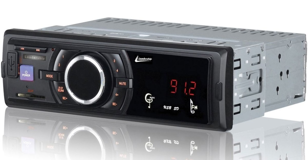 RÁDIO AUTOMOTIVO MP3