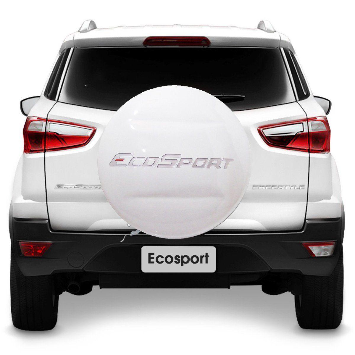 Capa de Estepe Rígida Ford Ecosport 2013 14 15 16 17 18