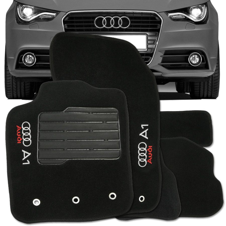 Tapete Carpete Tevic Audi A1 2011 12 13 14 15
