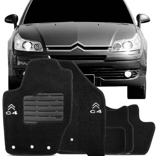 Tapete Carpete Tevic Citroen C4 Pallas 2007 08 09 10 11 12 13