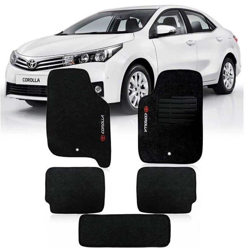 Tapete Carpete Tevic Toyota Corolla 2015 16 17