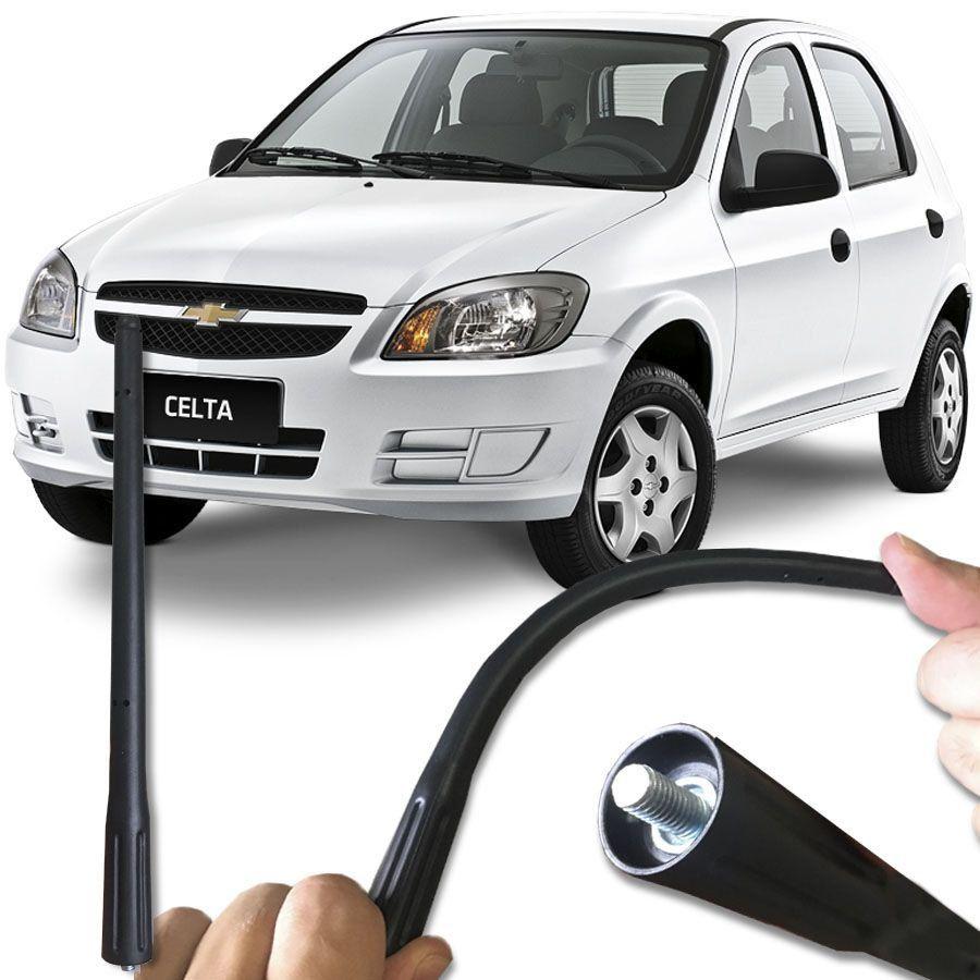 Antena de Teto Antico Externa Am / Fm Chevrolet Celta
