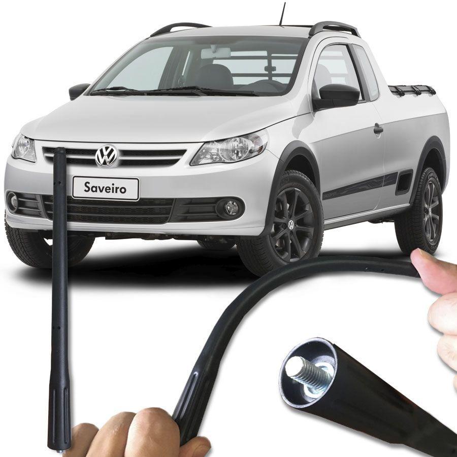Antena de Teto Antico Externa Am / Fm Volkswagen Saveiro