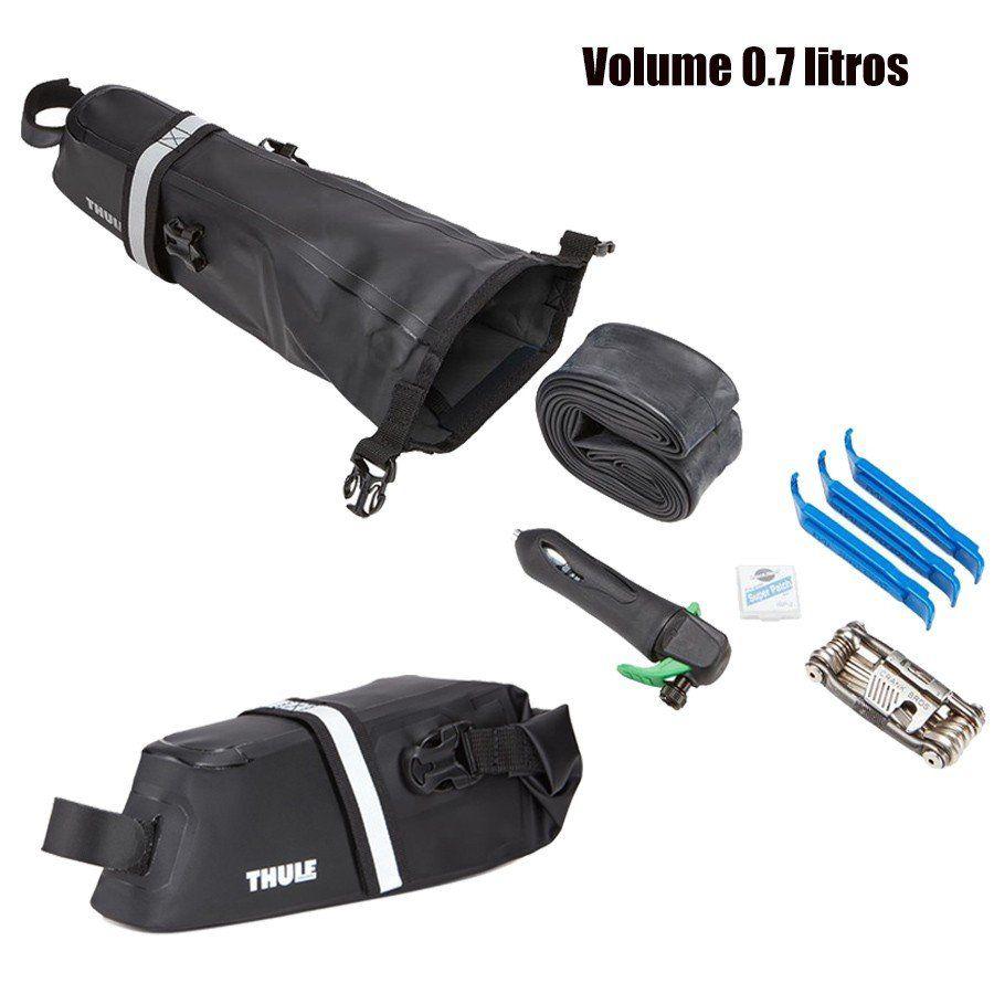 Bolsa Para Transporte Selim Thule Shield Seat Bag Estanque Packpedal 100053