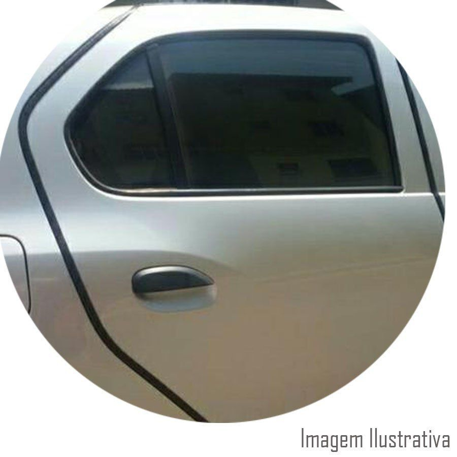 Borracha Protetor de Borda Universal 10 Metros Fabricado em PVC Encaixe Autoadesivo