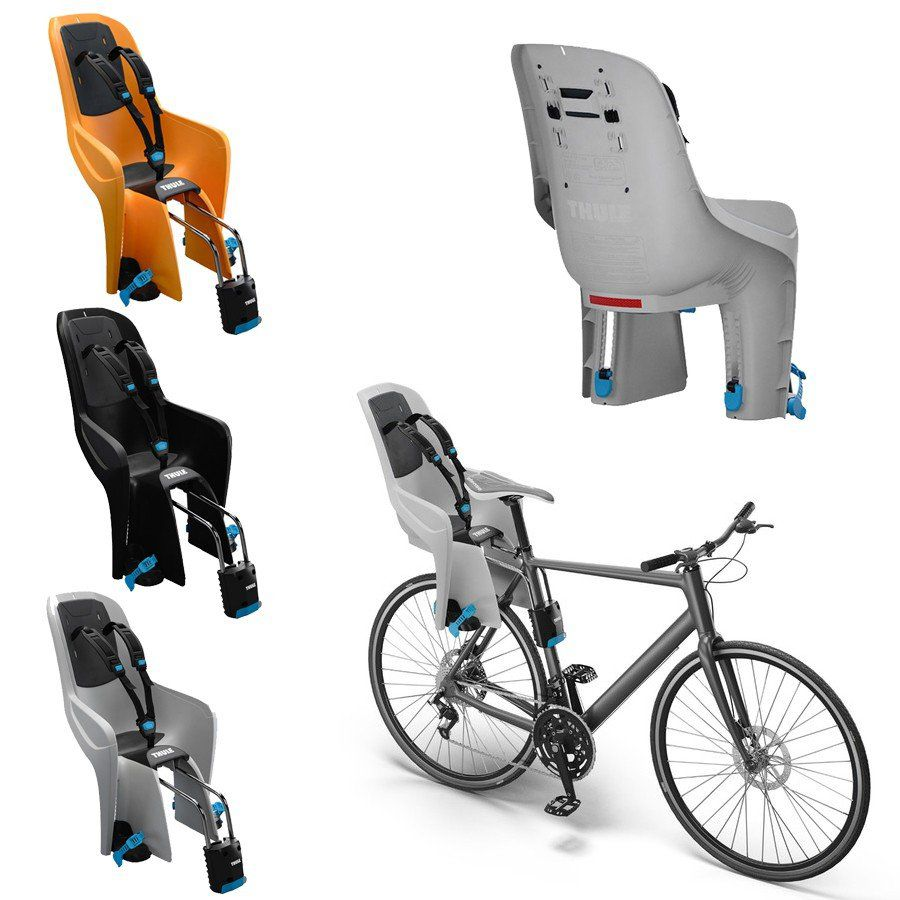 Cadeirinha Cadeira Traseira Para Bicicleta Thule Ridealong Lite