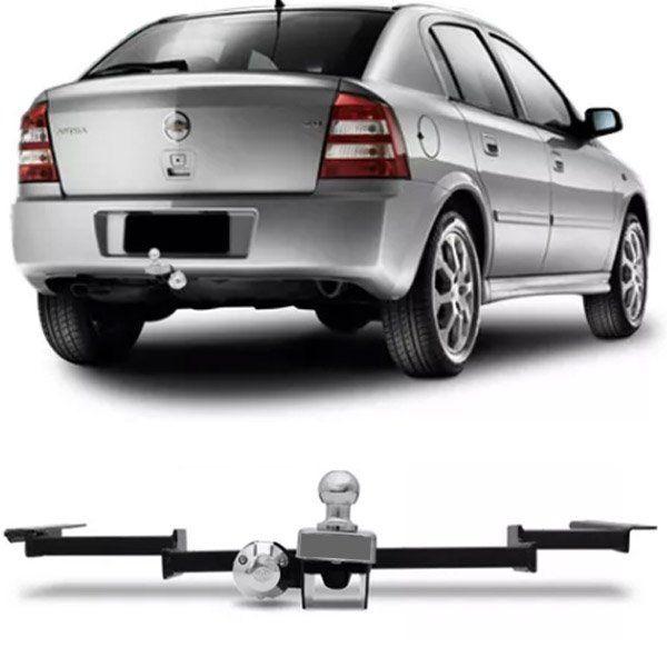 Engate Para Reboque Chevrolet Astra 2003 Até 2013  Tração 400Kg InMetro