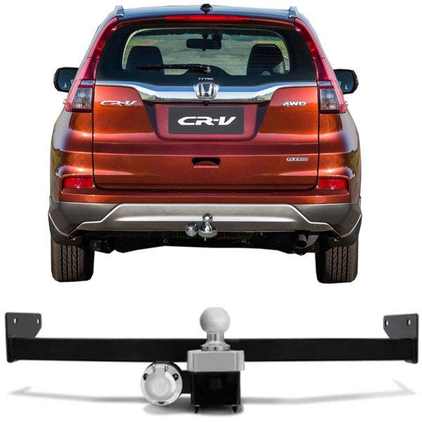 Engate Para Reboque Rabicho Honda Crv Cr-v 2012 13 14 15 16 Tração 400Kg InMetro