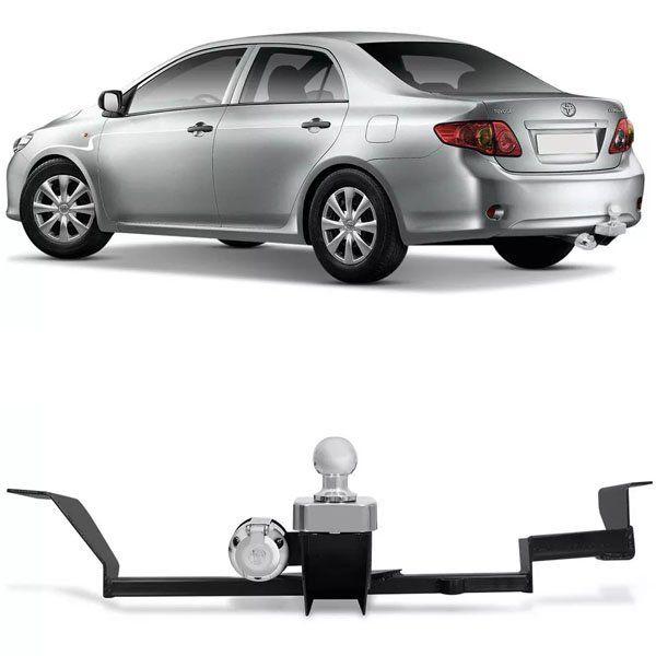 Engate Para Reboque Rabicho Toyota Corolla 2009 10 11 12 13 Tração 400Kg InMetro