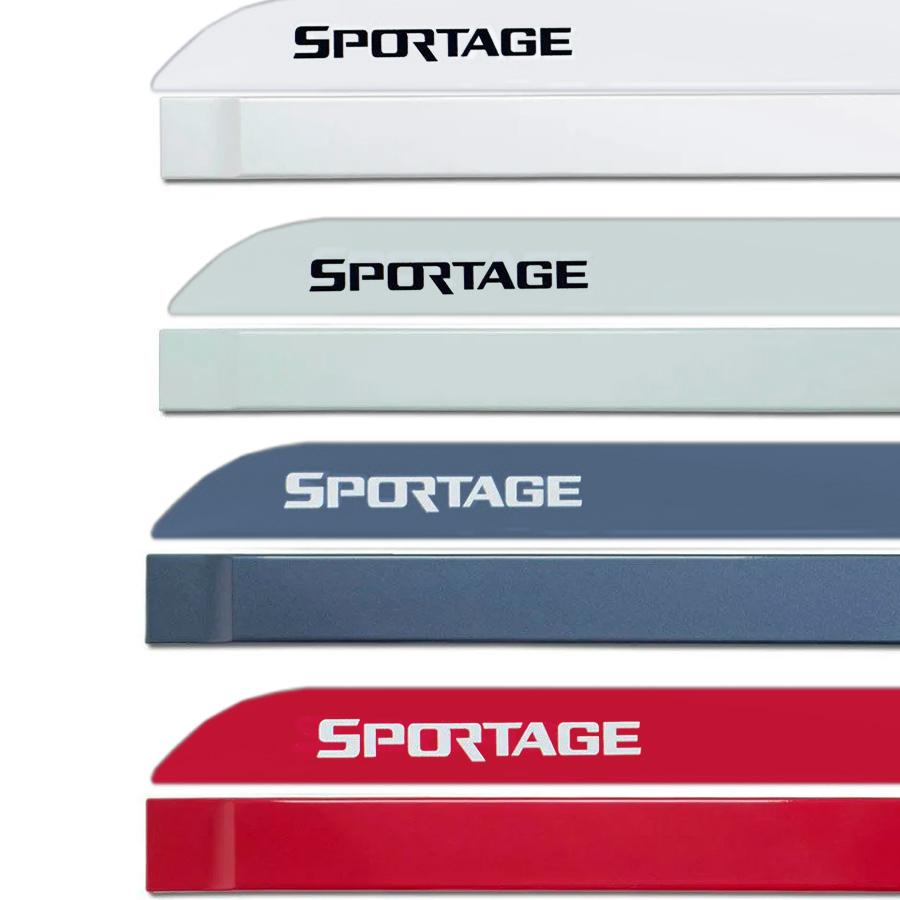 Friso Lateral Kia Sportage 2010 11 12 13 14 15 16 17 18 19 20 21 Cor Original
