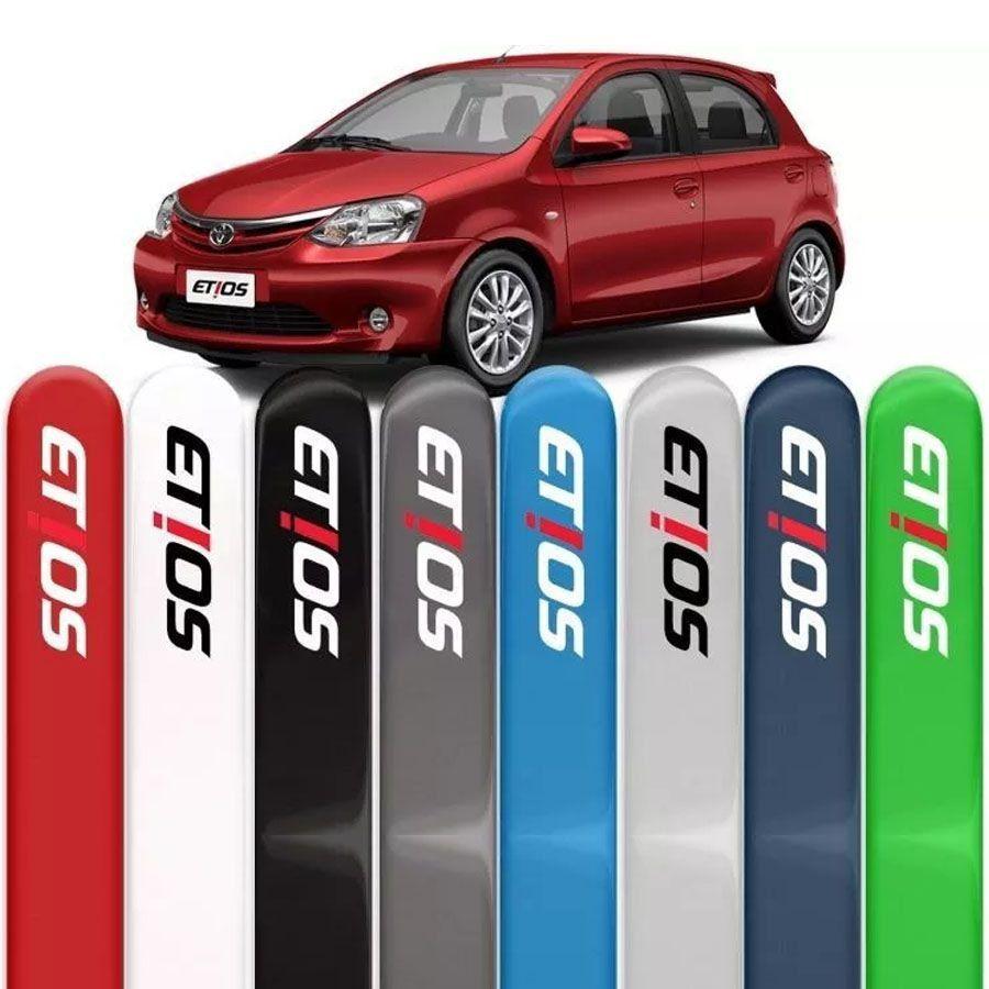 Friso Lateral na Cor Original Toyota Etios 2015 16 17 18 19