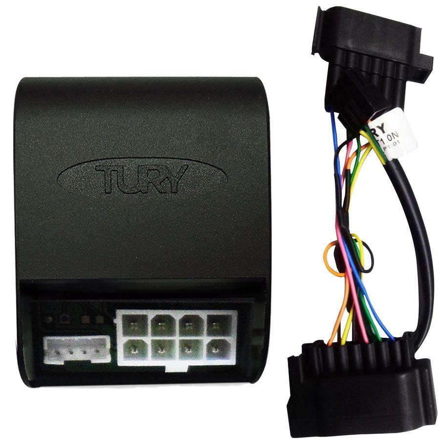 Módulo de Aceleração Sprint Booster Tury Plug and Play Hyundai Elantra 2010 11 12 13 14 15 16 FAST 2.0 T