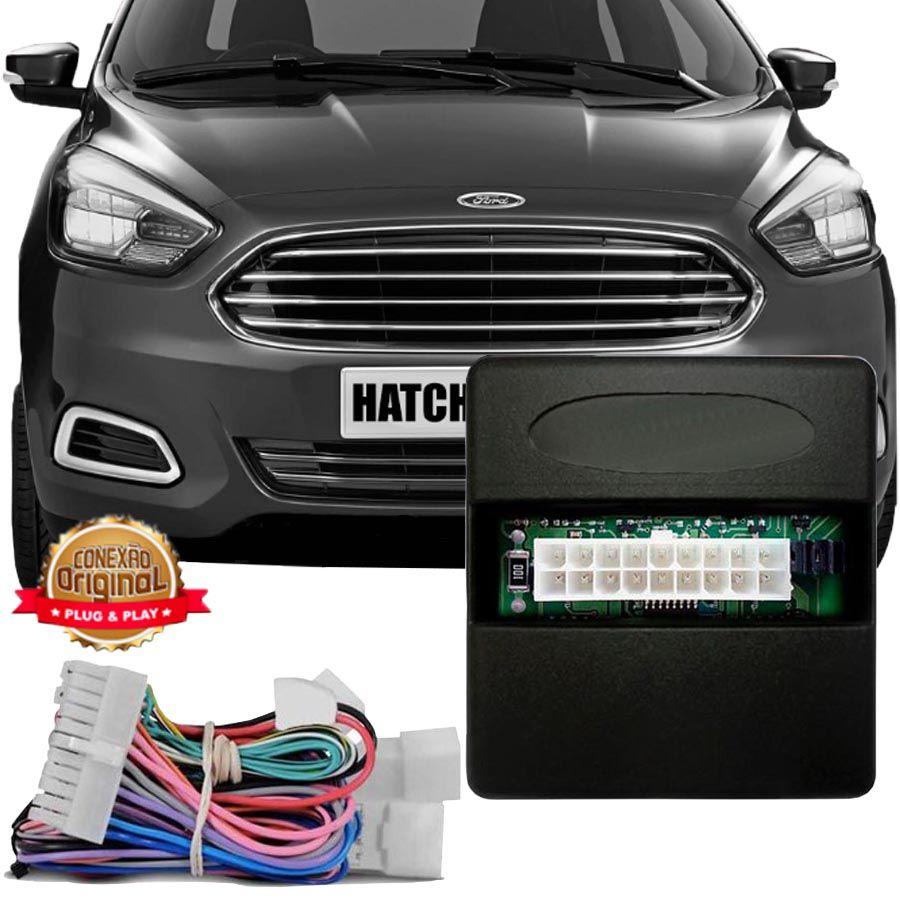 Módulo de Vidro Antiesmagamento Ford Ka Ka+ 2015 Em Diante EcoSport S PRO 2.18 BA