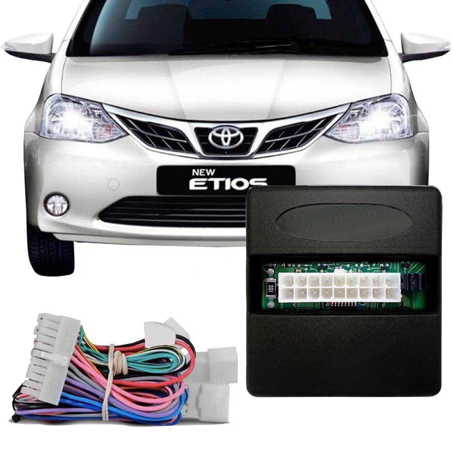 Módulo de Vidro Antiesmagamento Toyota Etios 2015 Em Diante PRO 4.8 CJ