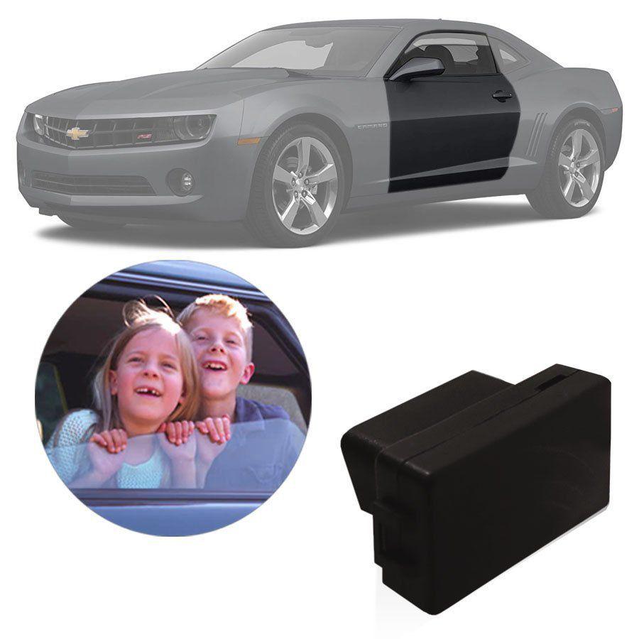 Módulo de Vidro Elétrico Chevrolet Camaro 2014 15 16 17 Função Antiesmagamento OBD GM 1