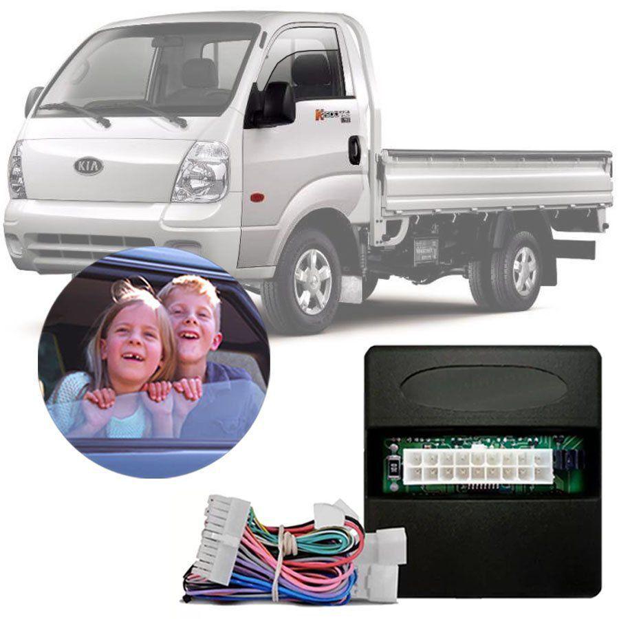 Módulo de Vidro Elétrico Hyundai Hr K2500 Função Antiesmagamento PRO 2.5 CA
