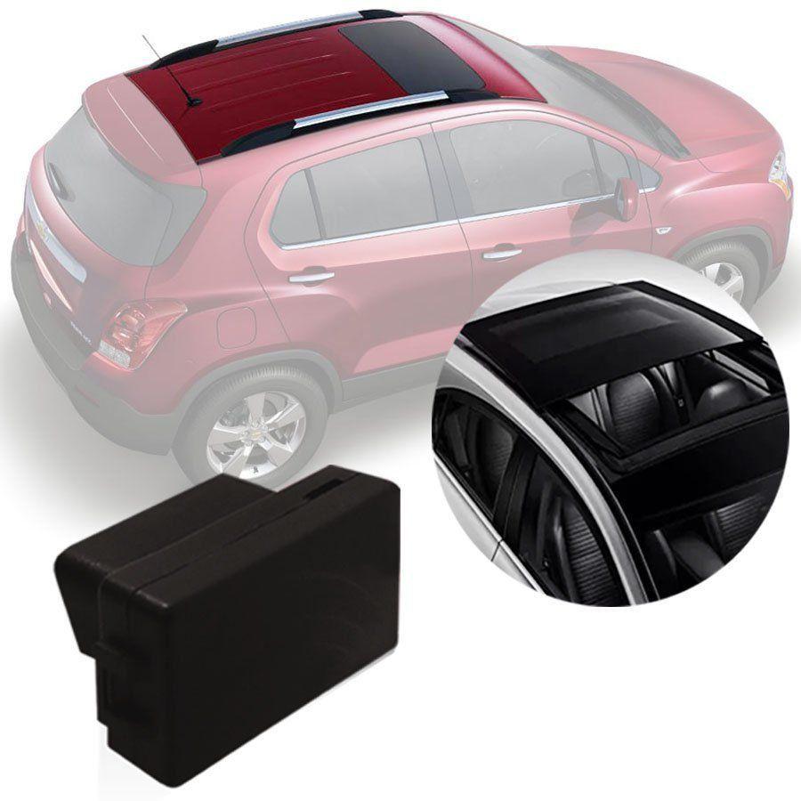 Módulo Fechamento Teto Solar Automatizado Chevrolet Tracker 2015 Com Teto Solar Original OBD GM 3