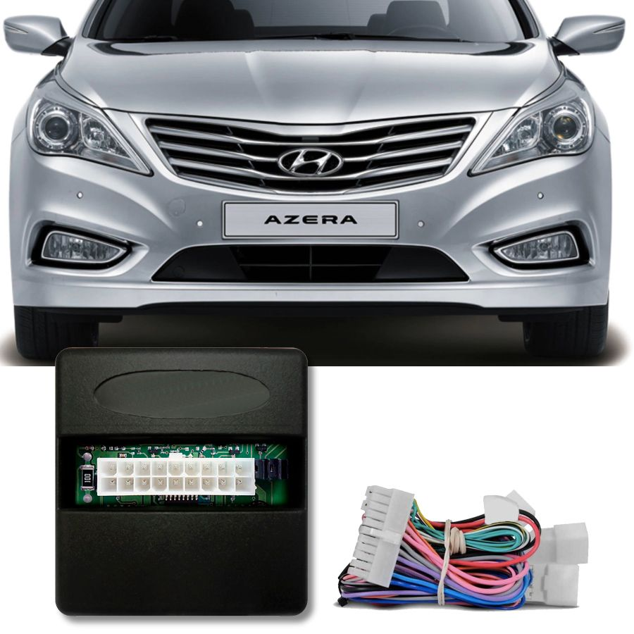 Módulo Fechamento Teto Solar Hyundai Azera 2012 em Diante LVX 5 D