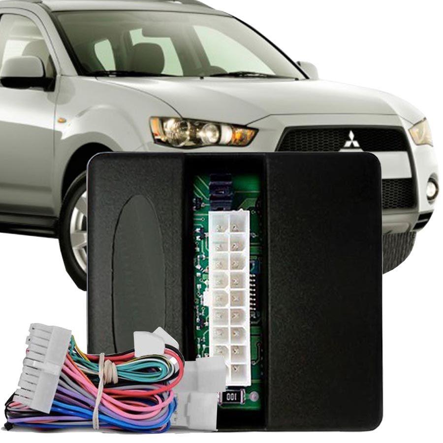 Módulo Fechamento Teto Solar Mitsubishi Outlander Até 2010 | L200 Até 2011 LVX 5