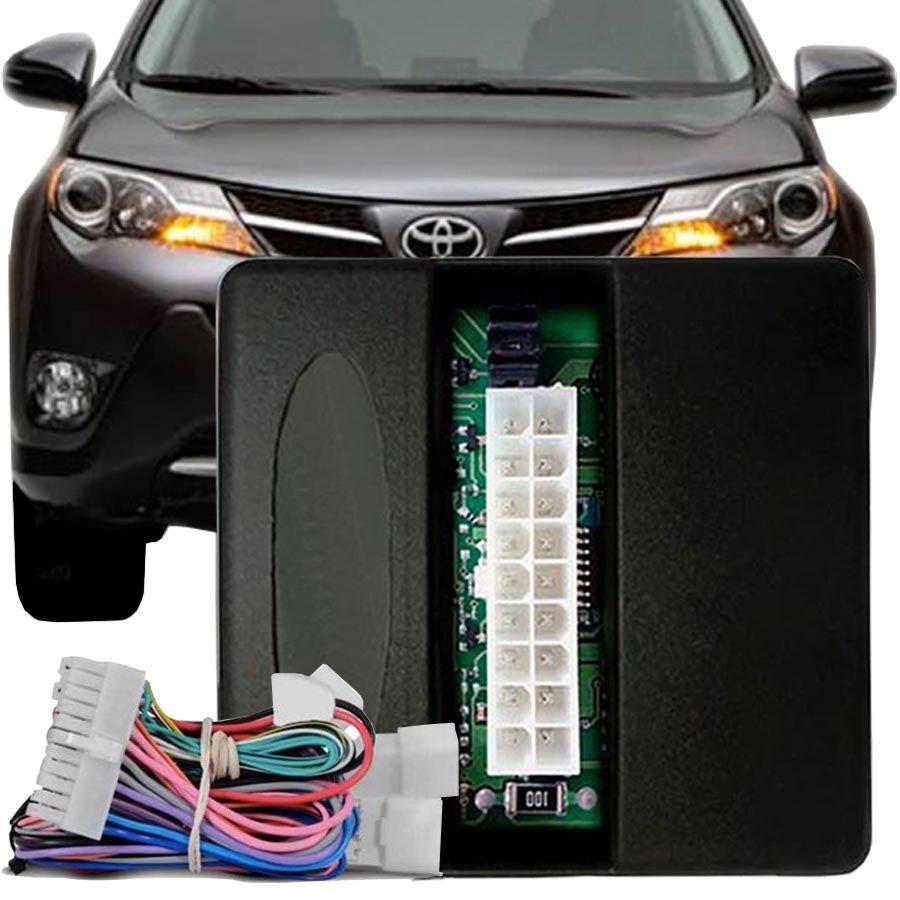 Módulo Fechamento Teto Solar Toyota Rav4 2010 Em Diante LVX 5