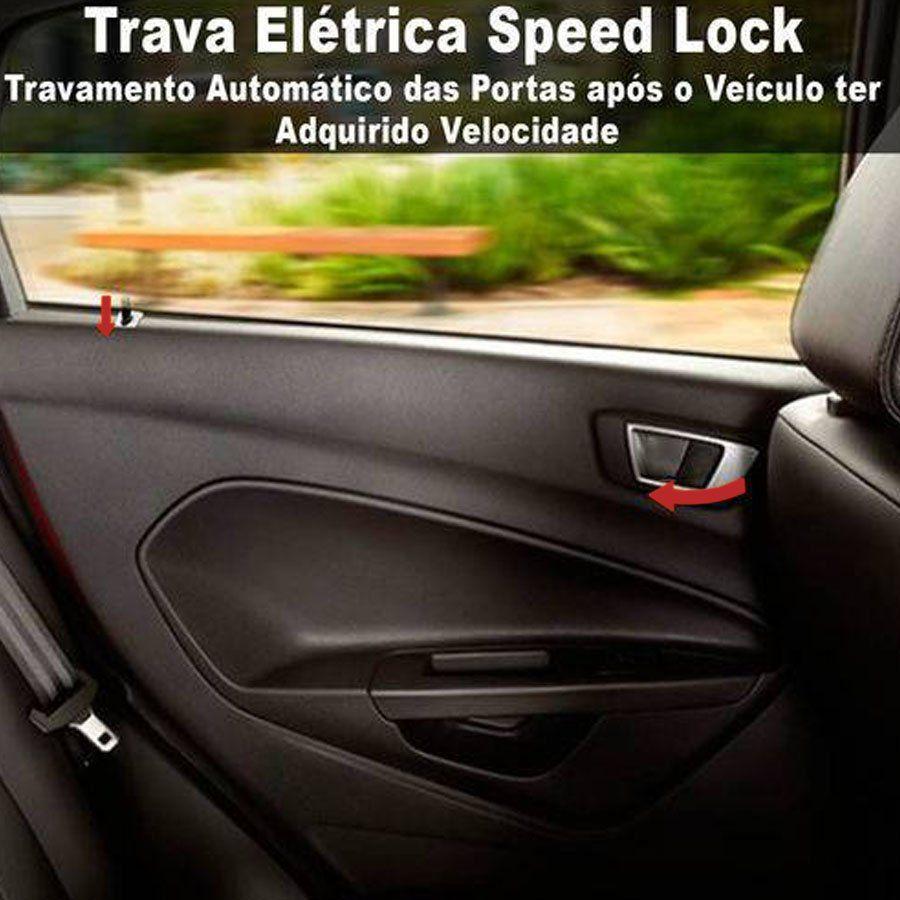 Módulo Speed Lock Travamento das Portas Por Velocidade Toyota Rav 4  2013 /... ACO 3 A