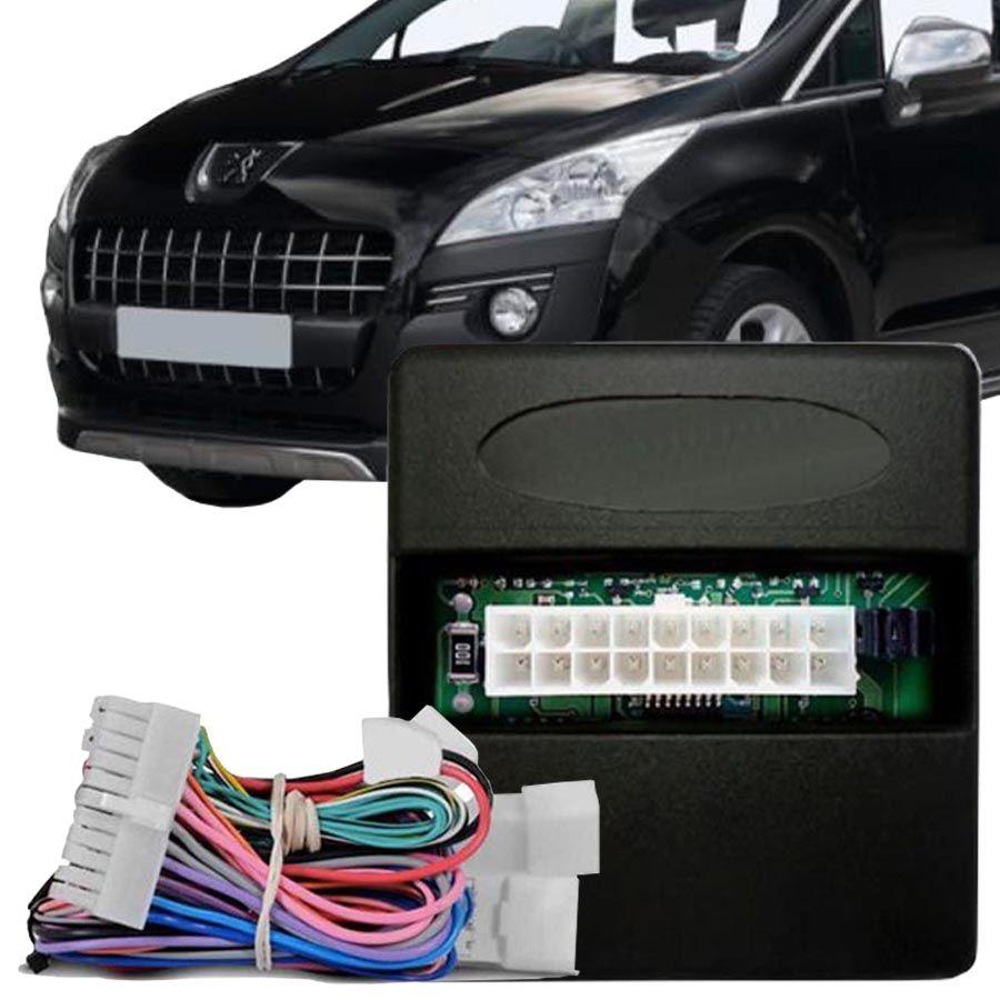 Módulo Tiltdown Para Retrovisor Peugeot 3008 2011 Em Diante PARK 1.50.10 CI