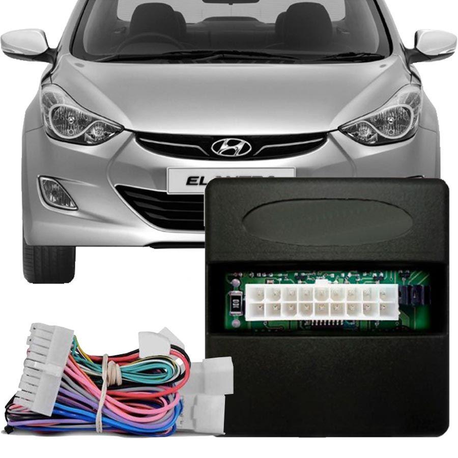 Módulo Tiltdown Retrovisor Hyundai Elantra 2011 Até 2016 PARK 1.2.4 BF