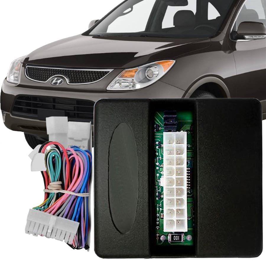 Módulo Tiltdown Retrovisor Hyundai Vera Cruz 2007 Até 2012 PARK 1.2.6 CD
