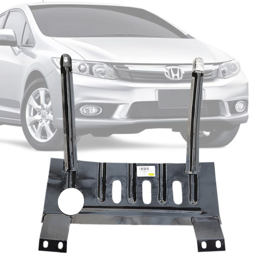 Protetor de Carter Completo Honda Civic 2012 13 14 15 16 Com Parafusos Fixadores
