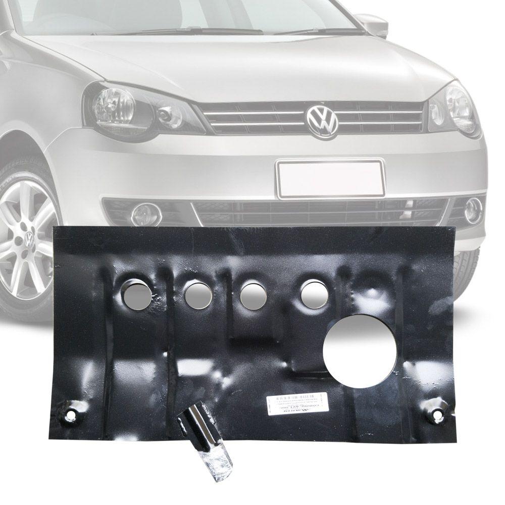 Protetor de Carter Completo Volkswagen Polo 2003 Até 2014 Com Parafusos Fixadores
