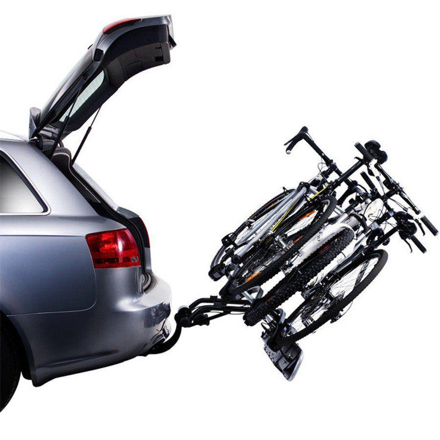 Rack Transbike Thule Euroride 943 Para Transportar 3 Bicicletas fixado no Engate