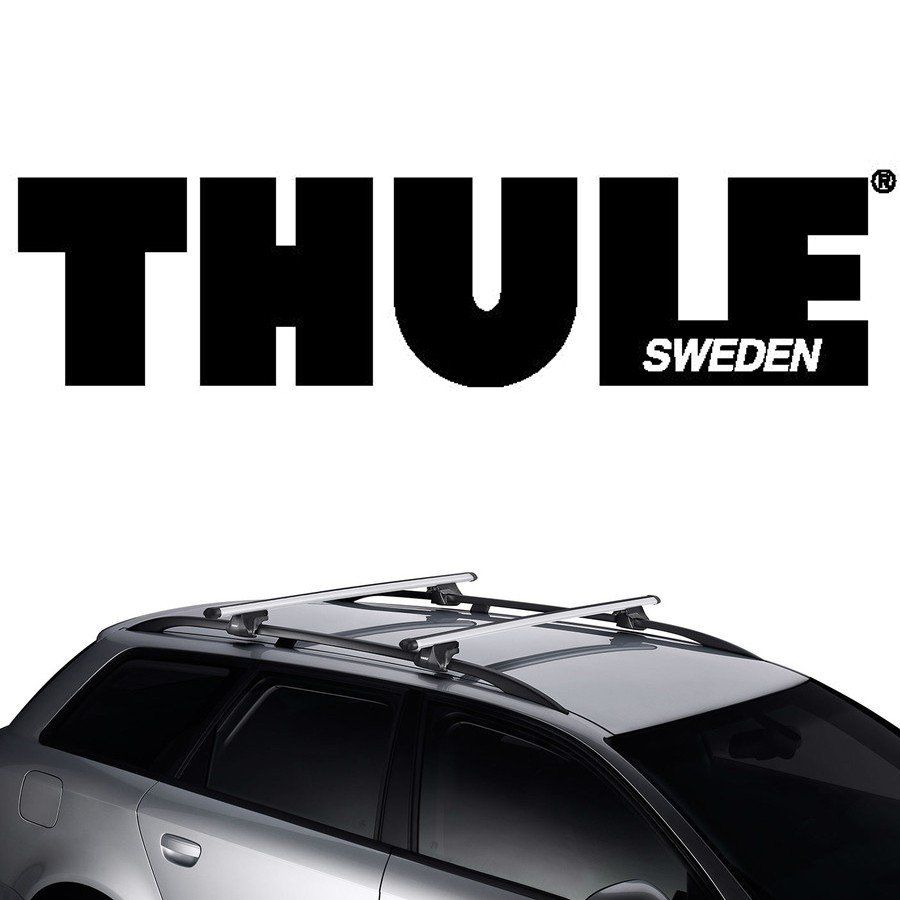Rack Thule Travessa de Teto Smart  794 Chevrolet Captiva 2008 09 10 11 12 13 14 15 16 17