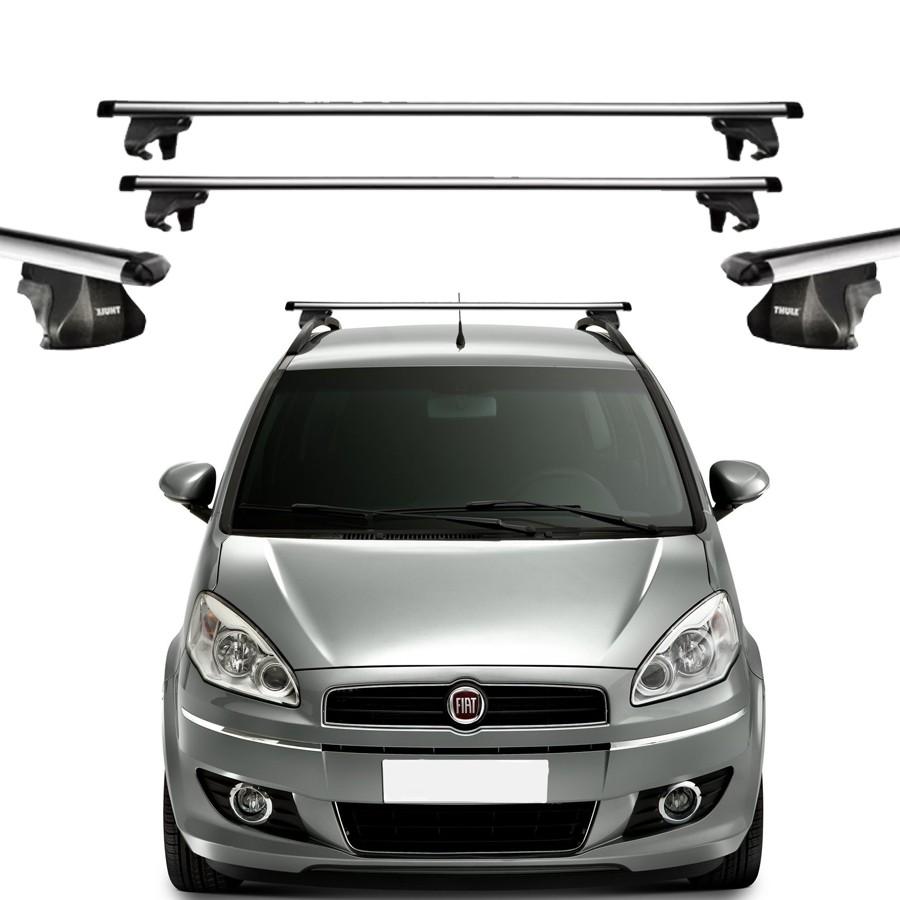 Rack Thule Travessa de Teto Smart 794 Fiat Idea 2006 07 08 09 10 11 12 13 14 15 16