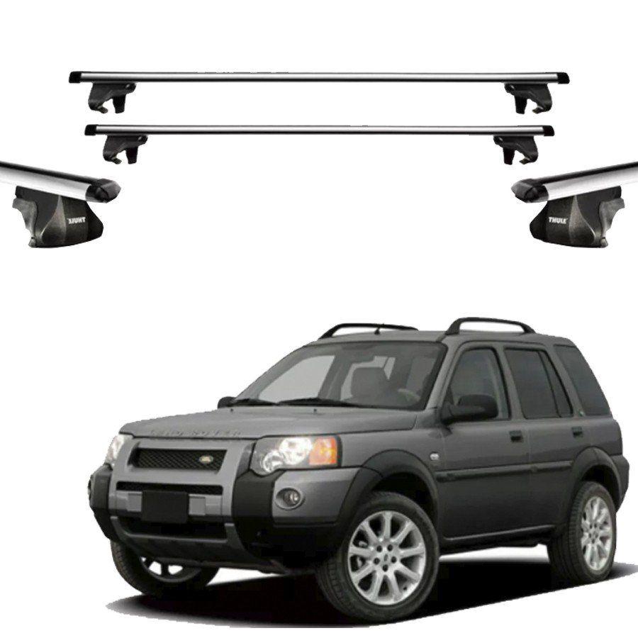 Rack Thule Travessa de Teto Smart 794 Land Rover Freelander 2007 Em Diante