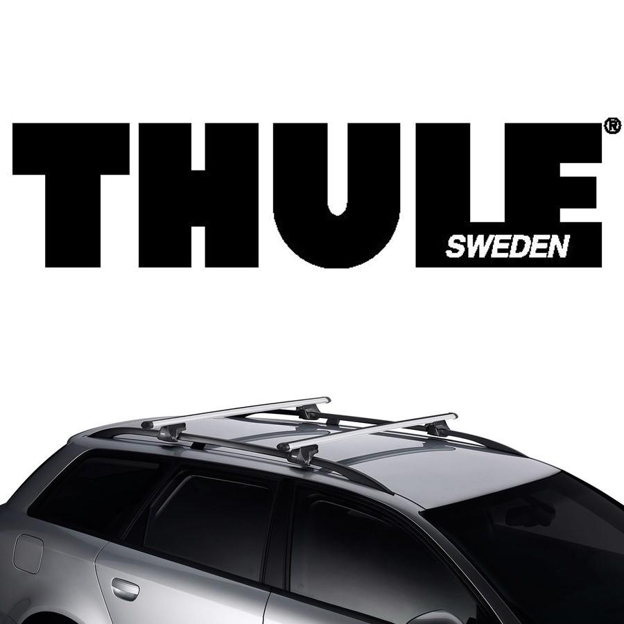 Rack Thule Travessa de Teto Smart 794 Peugeot 207 Sw 2009 Em Diante