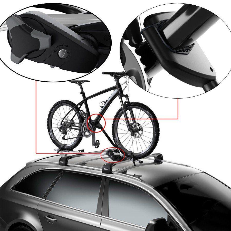 Suporte de Teto Para 1 Bicicleta Thule Proride 598