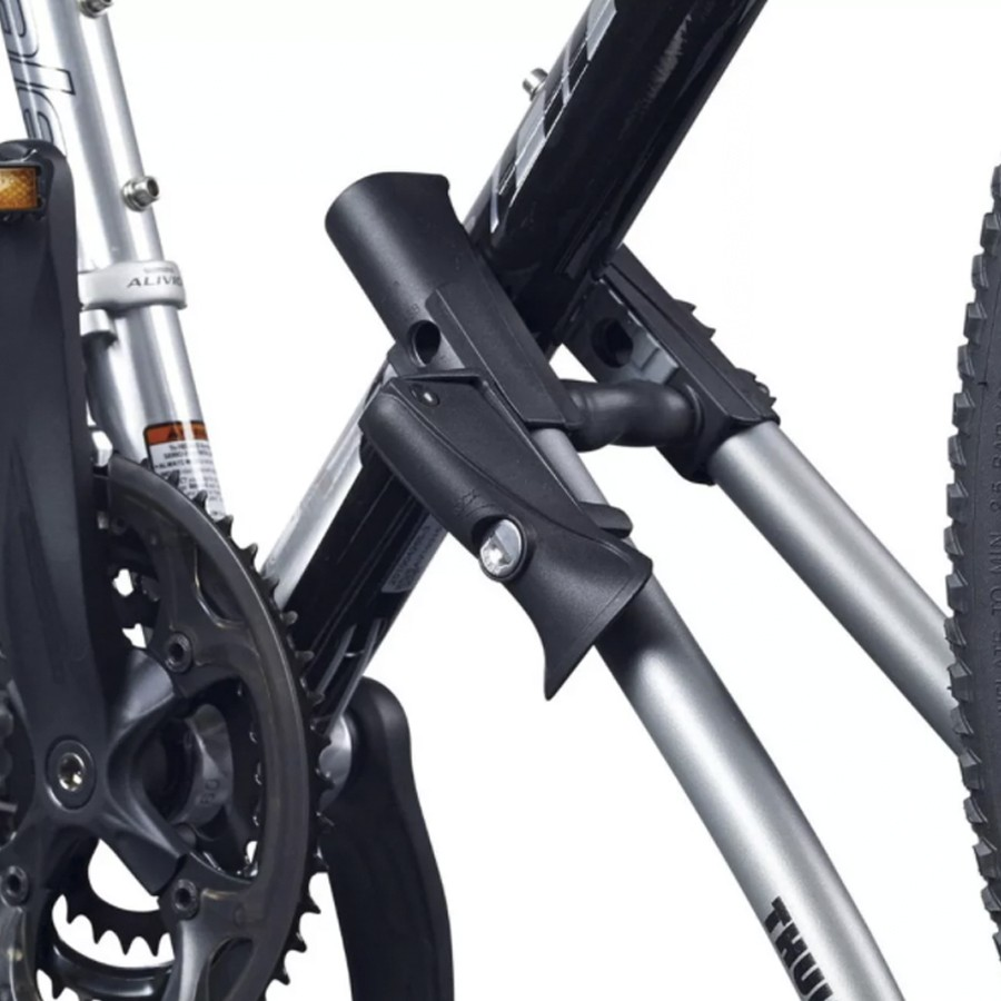 Suporte Transbike Rack Teto Thule Freeride Cinza 17Kg Bicicleta
