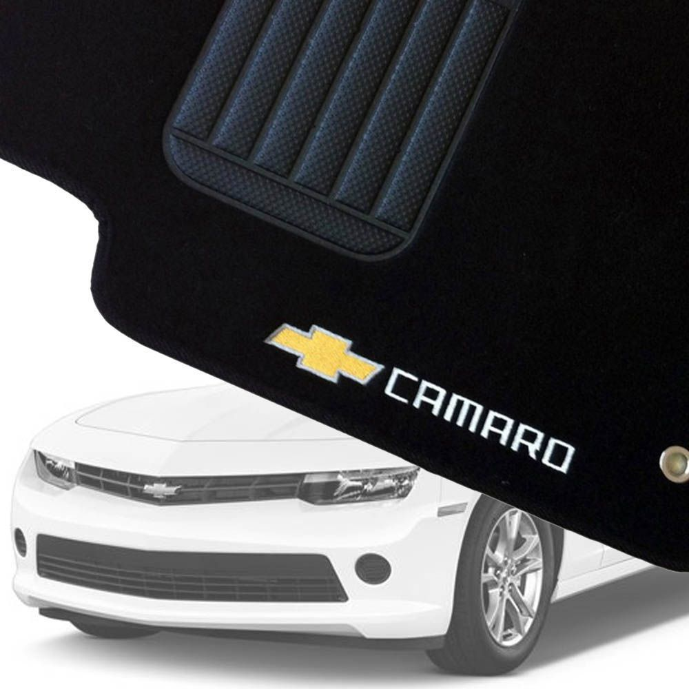 Tapete Carpete Tevic Chevrolet Camaro 2010 Em Diante