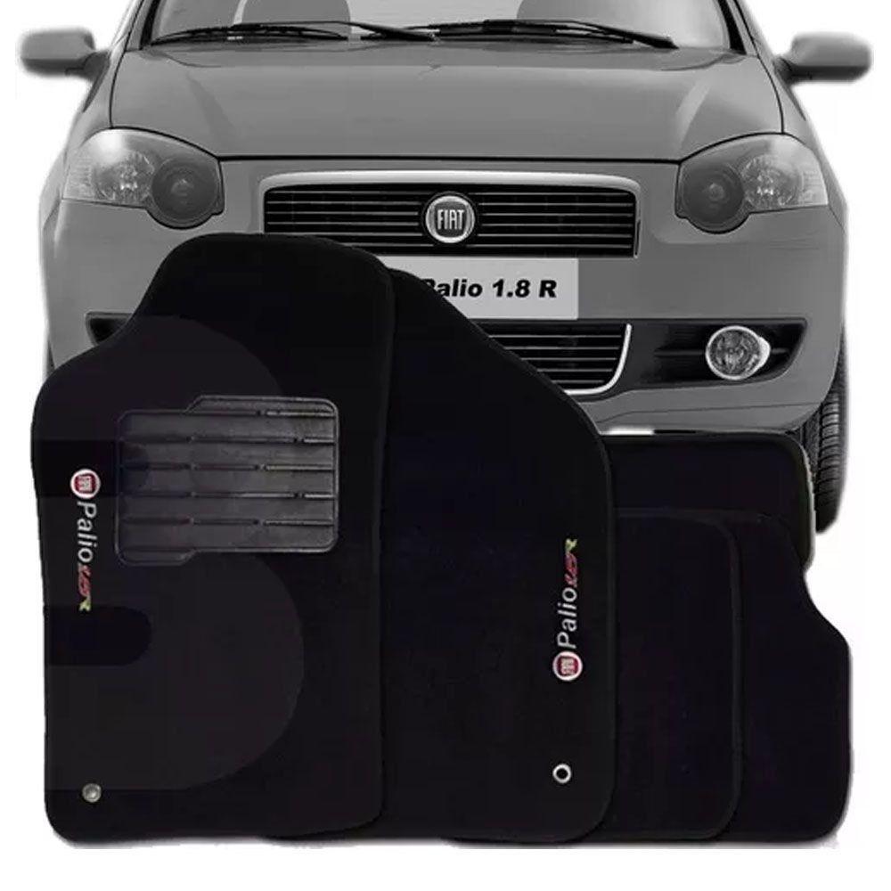 Tapete Carpete Tevic Fiat Palio 1.8 R 2004 05 06 07 08 09 10 11 12