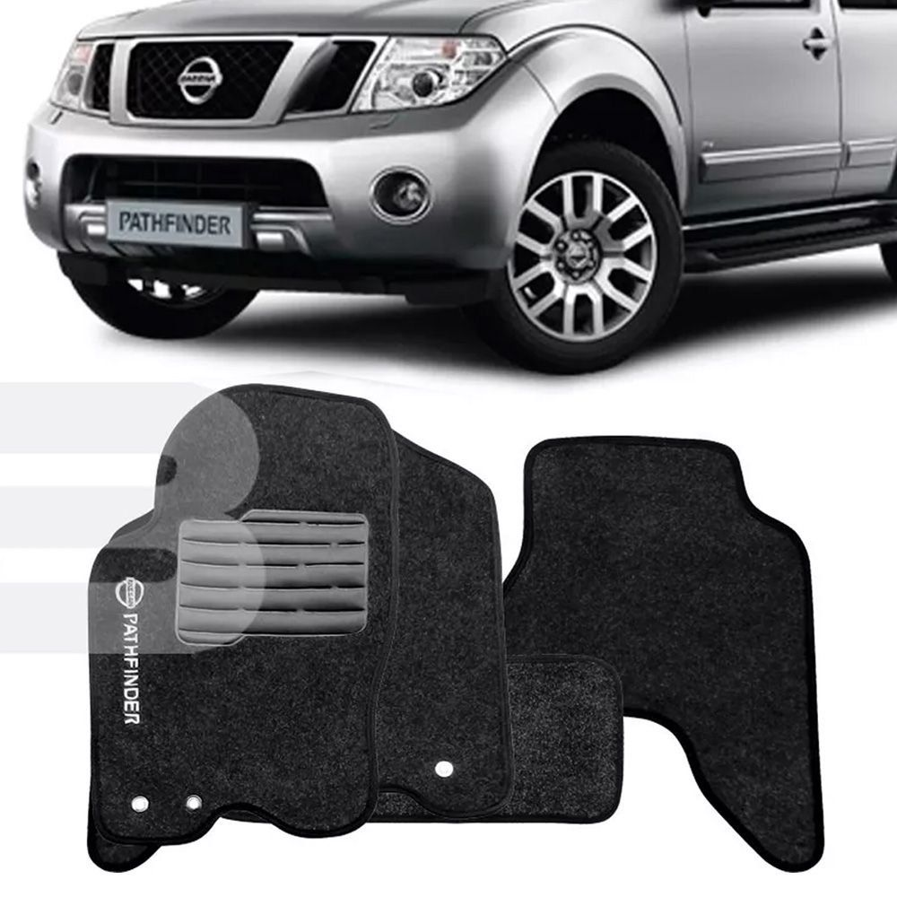 Tapete Carpete Tevic Nissan Pathfinder 2011 2012 2013