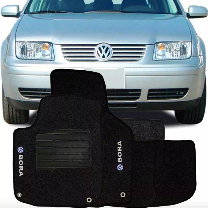 Tapete Carpete Tevic Volkswagen Bora 2007 08 09 10